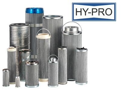 Eléments filtrants Hy-Pro