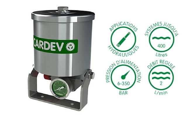 Filtre by pass cardev HDU H300 BB2L