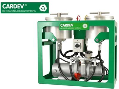 Filtration Cardev