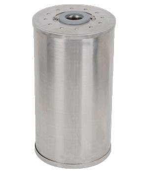 Eléments filtrants réduction acide tan