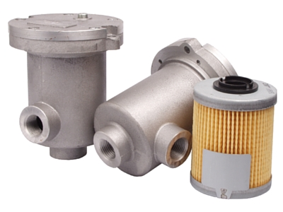 Semi-immersed filters