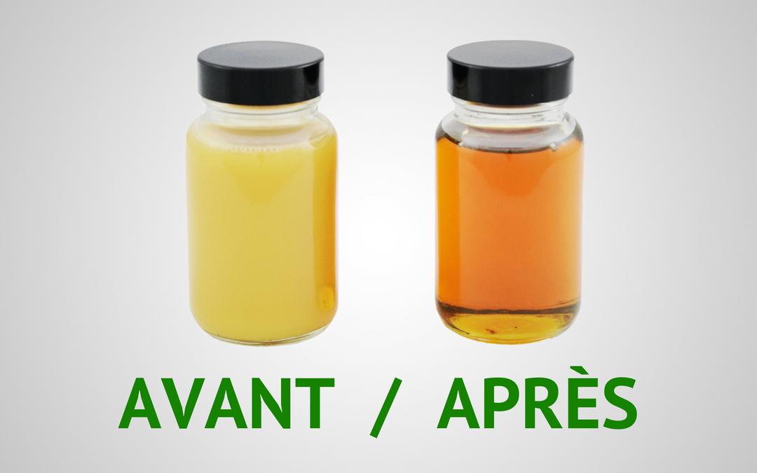 Comment enlever l'eau libre et dissoute de l'huile hydraulique, de lubrification ou de transformateur ?