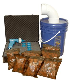 Kit de nettoyage pour tube et flexible