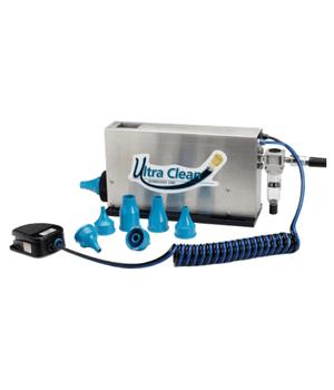 Station de nettoyage des flexibles et tubes