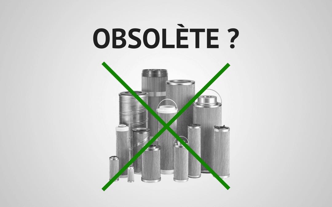 La solution pour trouver facilement un élément filtrant hydraulique obsolète