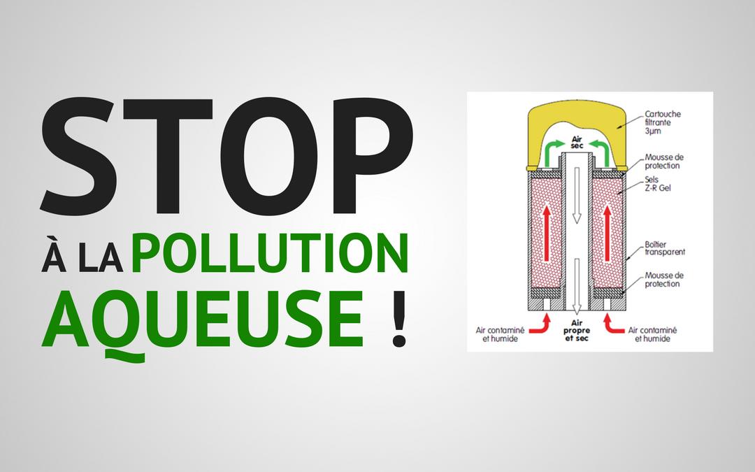 Gel de silice : Comment supprimer la pollution aqueuse grâce à l'adsorption ?