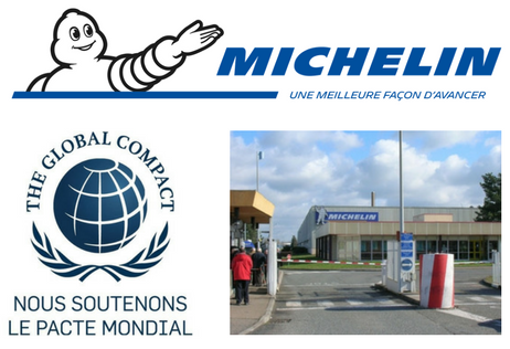 Usine Michelin à Roanne