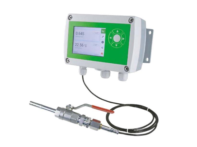 Transmetteur humidité SHT 200